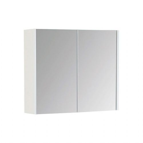 Kartell Liberty Mirrored Cabinet - 550mm - White